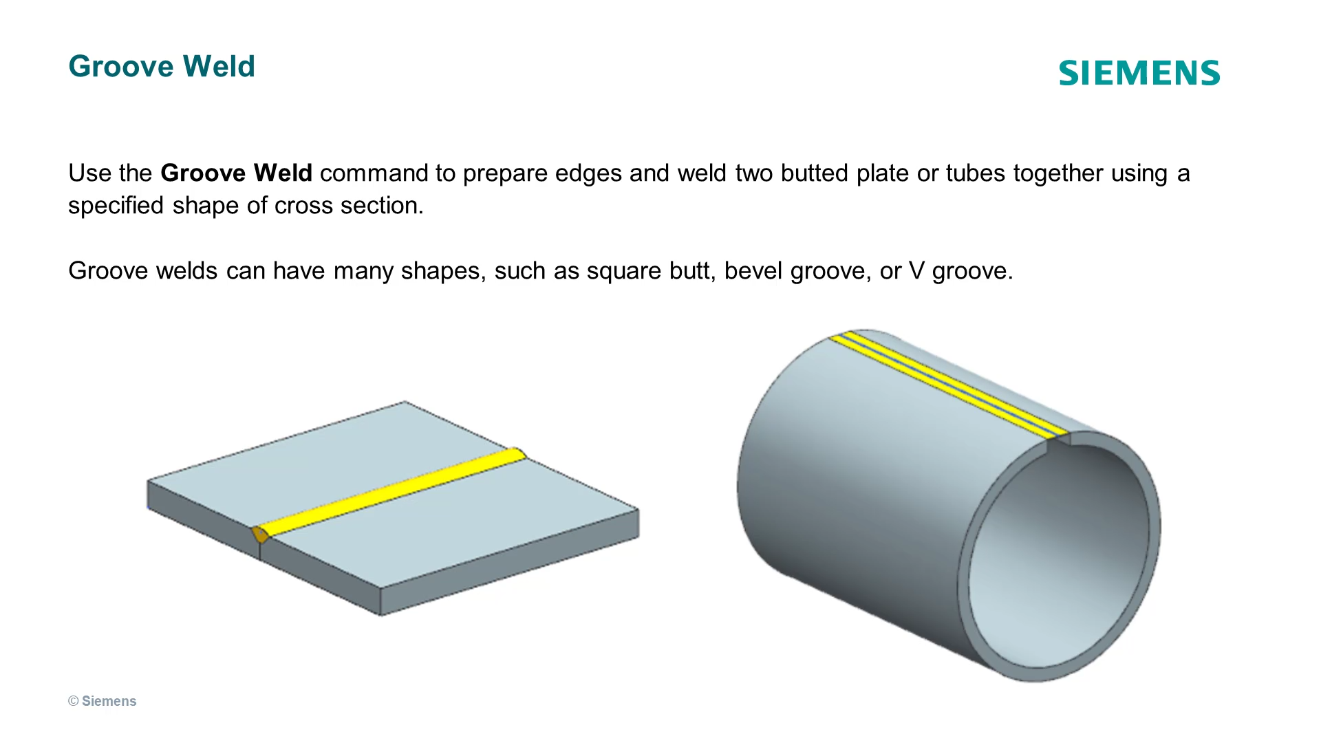 Creating arc welds cover image