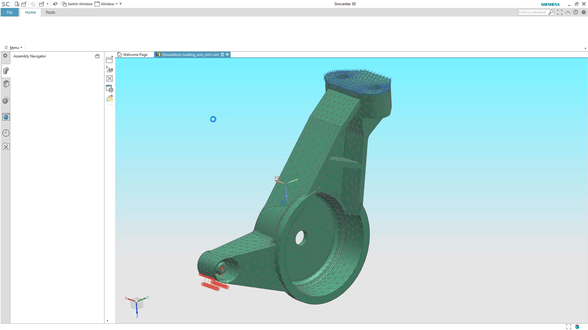Loading a Model into Simcenter 3D cover image