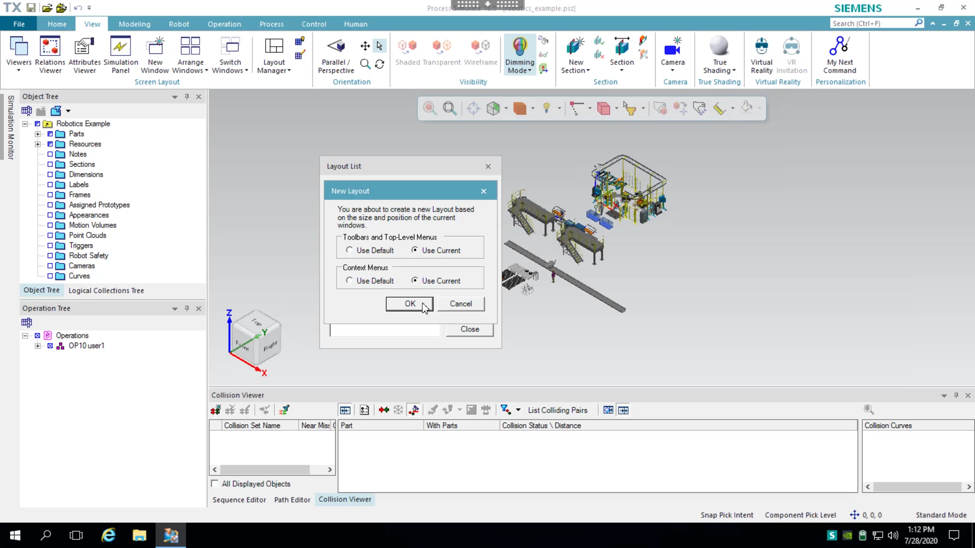 Demo: Examine basic changes to Process Simulate for version 16 (part 1) cover image