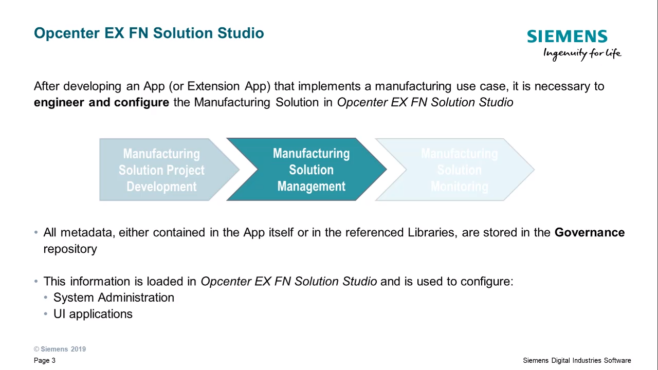 Introducing the Manufacturing Solution Engineering cover image