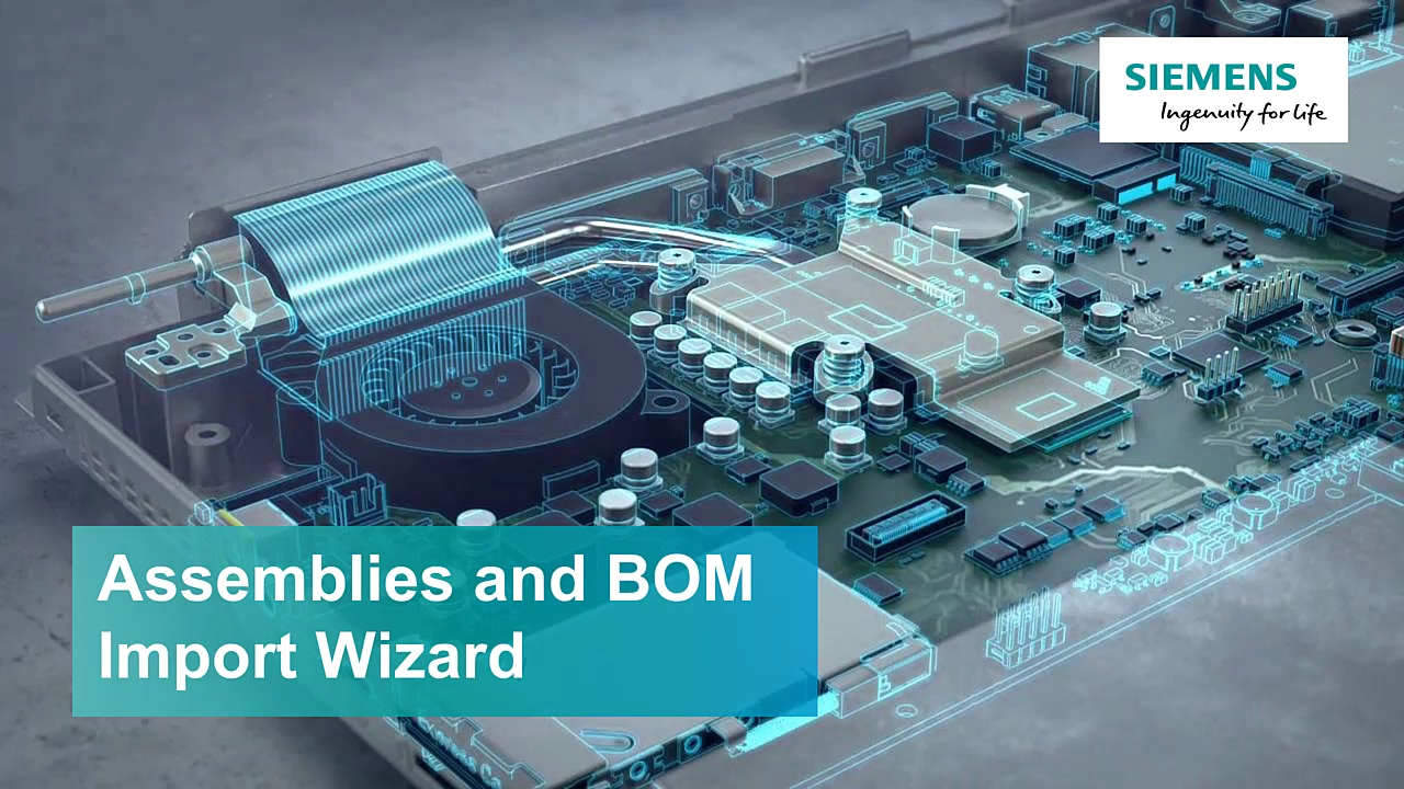 Assemblies and BOM Wizard cover image