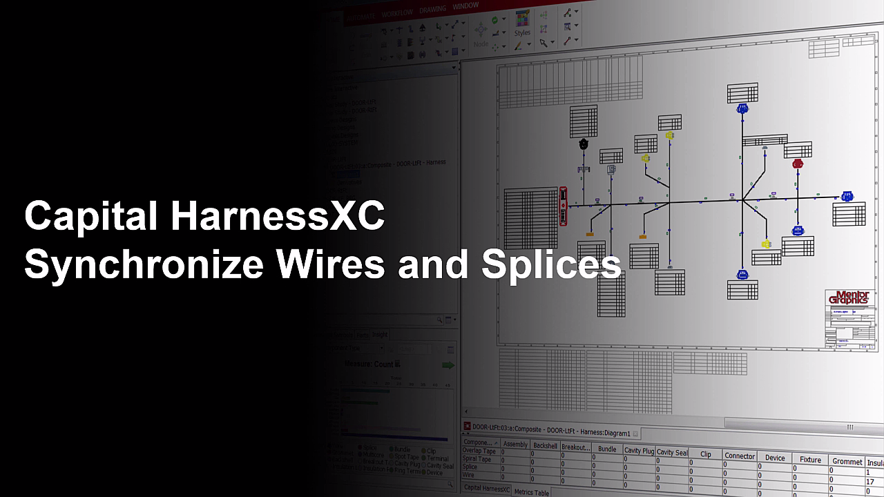 Synchronize Wires and Splices cover image
