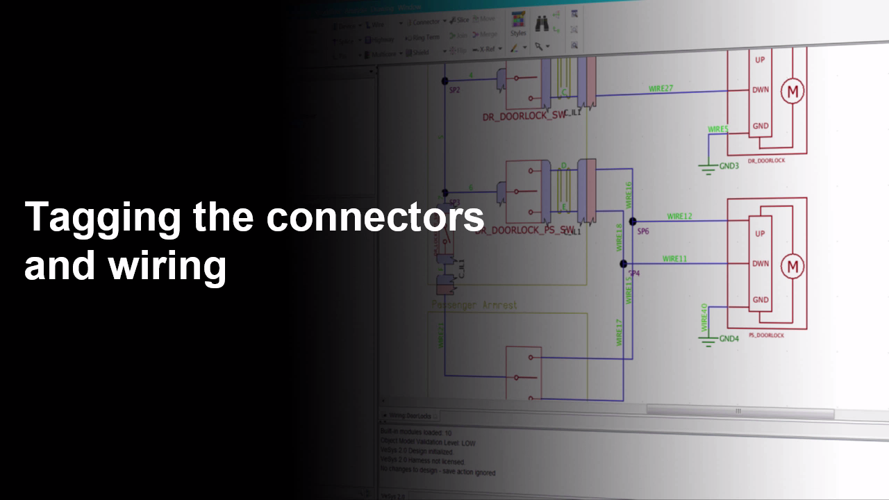Tagging the Connectors and Wiring cover image