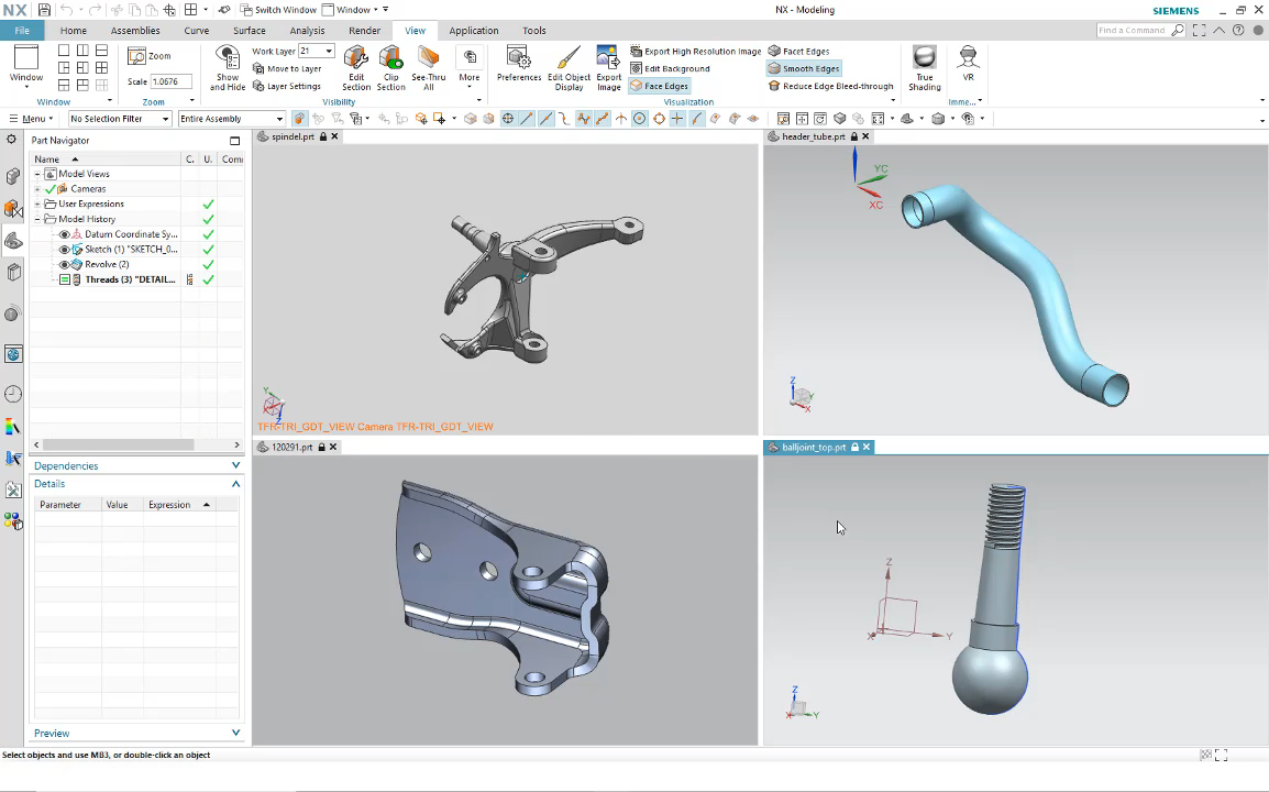 Getting started in NX cover image