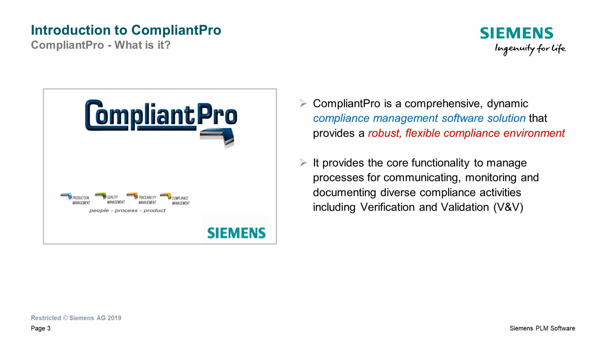 Introduction to CompliantPro cover image