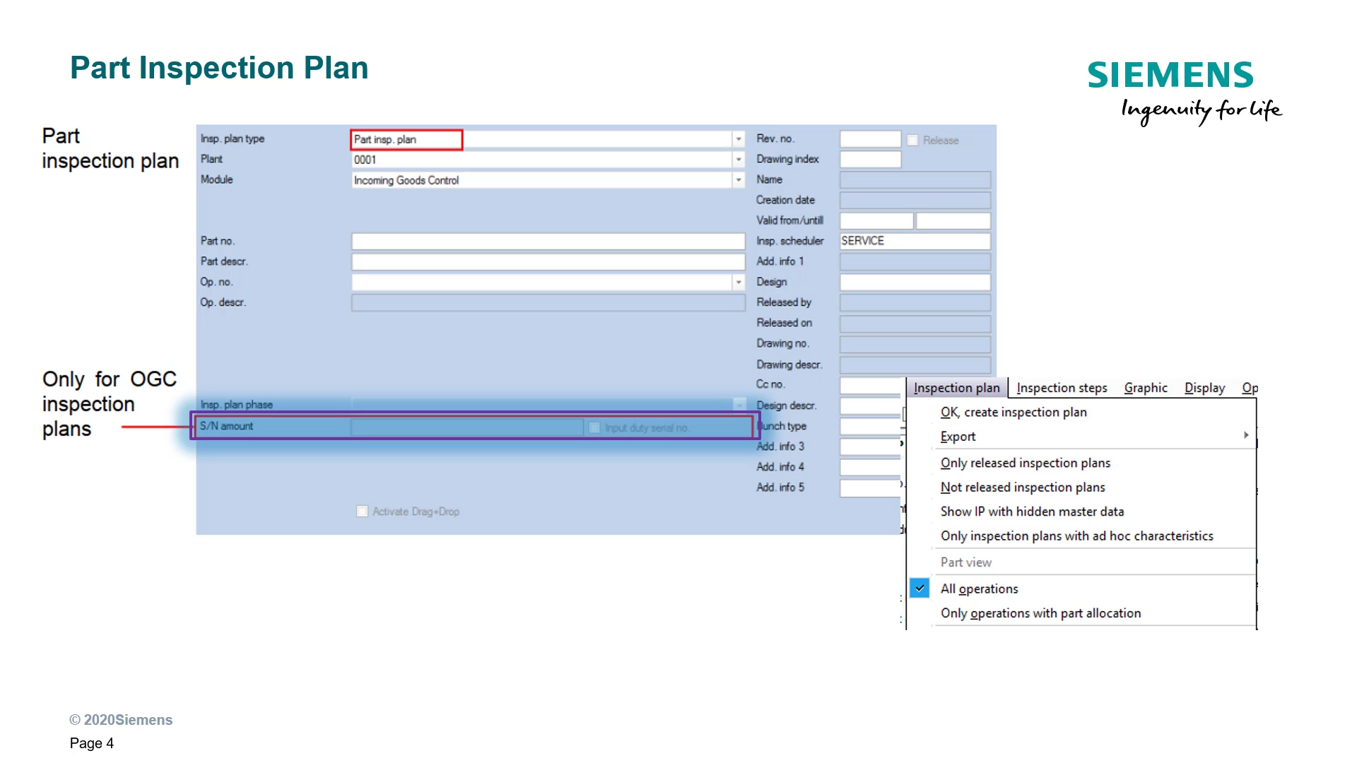 Defining Inspection Plan Types cover image