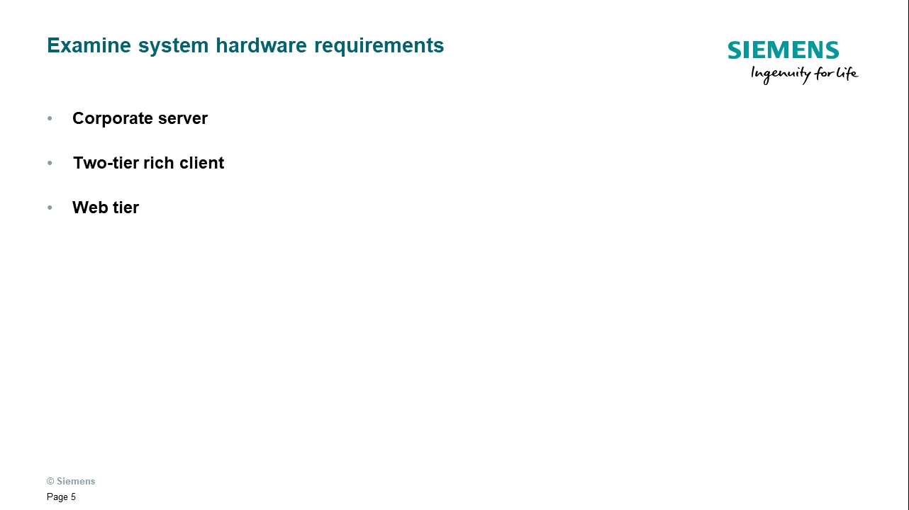Identify system requirements cover image